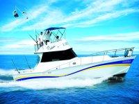 Sailing in the Karina