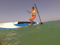 Have fun with Stand up Paddle