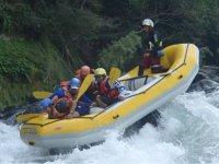 Rafting Adventure in Veracruz