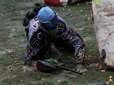 Paintball Match with 200 paintballs Querétaro