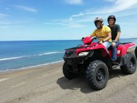 Enjoy the dunes with sea view