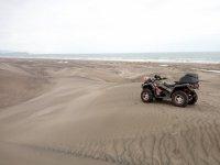 Spectacular dunes