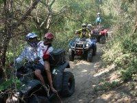Adventure in ATVs