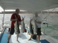 actividad de pesca
