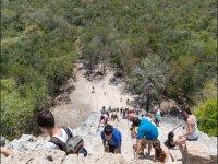 Sube al cenote de coba
