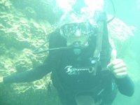 Excursion de buceo en tamaulipas