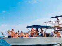 Paseos privados en barco