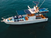 Barco de 45 pulgadas
