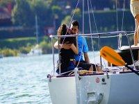 sailboat Romantic