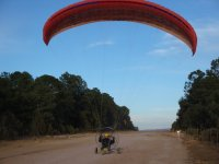 Enjoy what the paramotor is