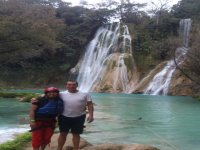 Canyoning in the Huasteca