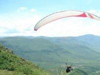 Paragliding in Puebla
