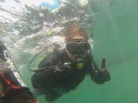 Buceando en las profundidades