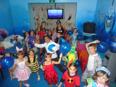 All Ritmo Cancun Salones de Fiestas Infantiles