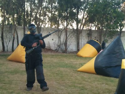 Zavaleta Paintball