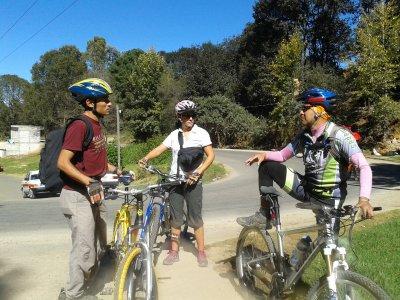 Ecoexperiencias Ciclismo de Montaña