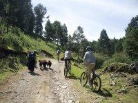 rutas en bicis