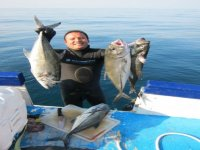 Sport fishing in Acapulco