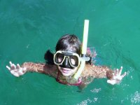 Snorkel for all ages