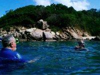 Enjoy snorkeling in Acapulco