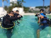Courses in our dive center