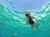 explorando el mar