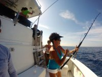 pescando con el mejor equipo