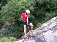 Rappelling courses in Tequisquiapan