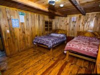 Interior of our cabins