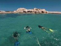 Snorkel de aventura
