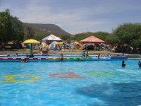 Camping y balneario