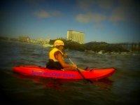 kayakeando
