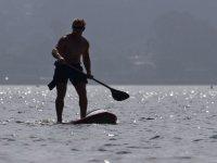 aprende hacer paddel surf
