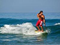 Emociones en el paddel surf