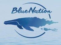Blue Nation Baja Snorkel