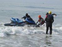 Motos al agua