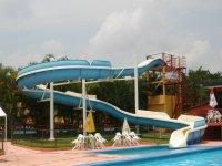 instalaciones del balneario