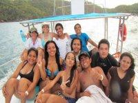 travesia de snorkel