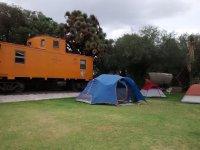 acampadas