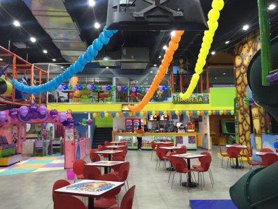 Piccolo Mondo Xtremo Coacalco Salones de Fiestas infantiles