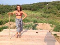 Photo on the beach