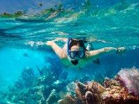 tours con snorkel