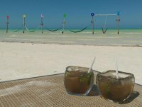 drinks en la playa