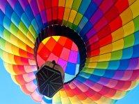 Colors Hot Air Balloon