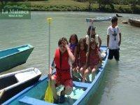 Canoas de madera