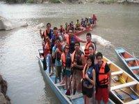 Grupos y canoas