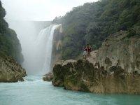 Las cascadas de Tamul