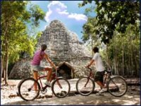 Tours in Cobá