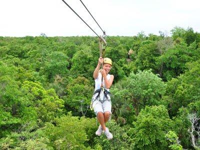Viaje a México Canopy