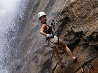 Exciting rappel